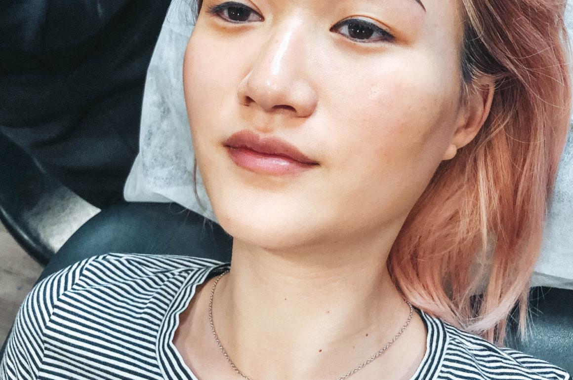 Semi-Permanent Makeup: Eyebrow Tattoo -